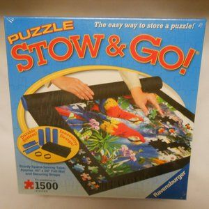 🧩 New Puzzle Stow & Go Ravensburger for 1500+ pcs